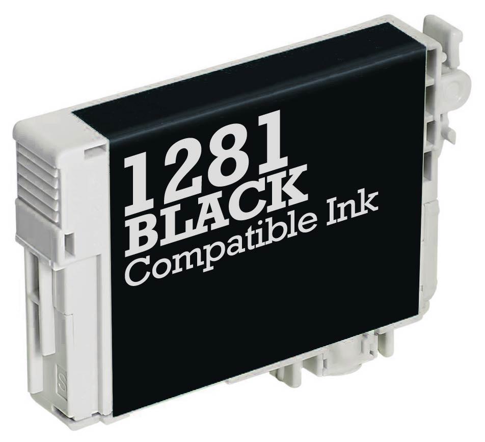 epson t1281 black compatible ink fox cartridge for. Black Bedroom Furniture Sets. Home Design Ideas