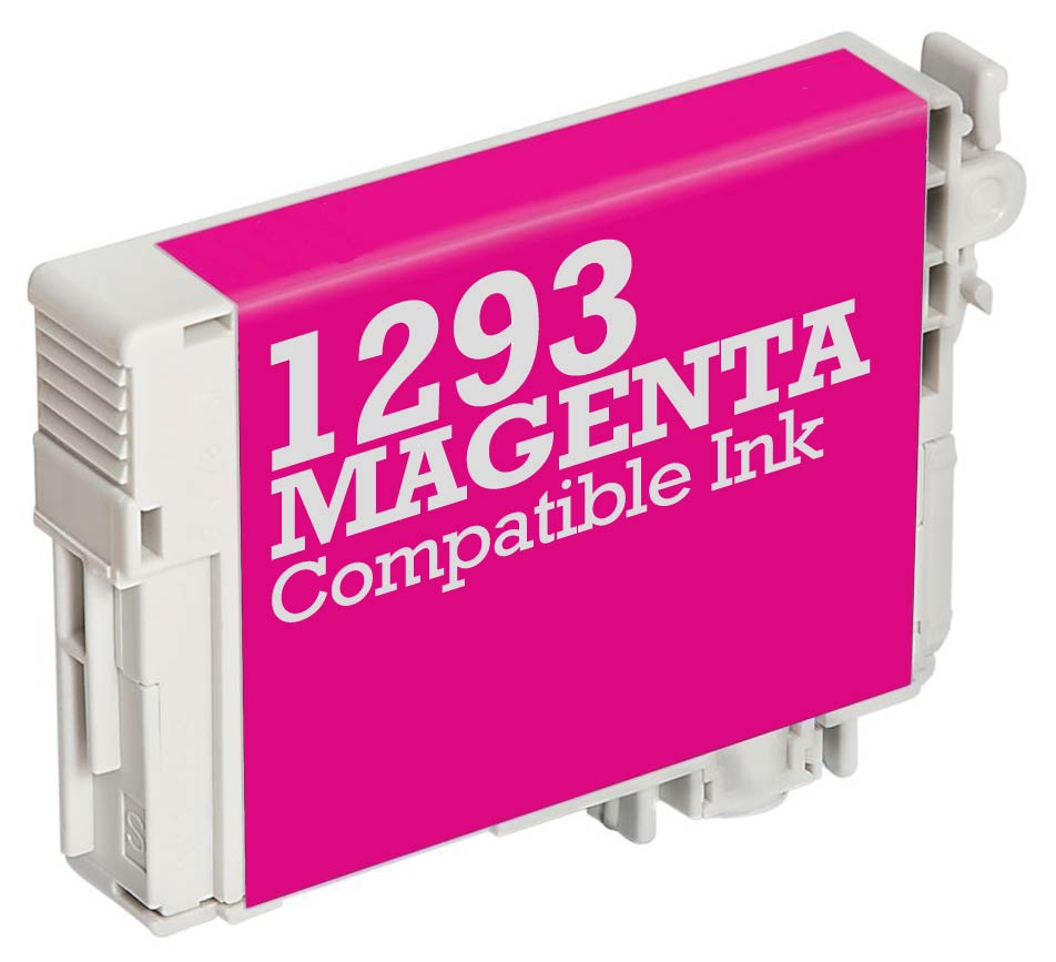 Epson T1293 Magenta Compatible Ink - Apple Cartridge - for ...