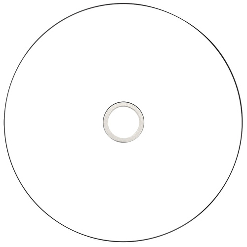 photograph relating to Printable Dvd Disc known as AOne 16x DVD-R - 4.7GB - Finish-Facial area Inkjet White Printable - 50 Disc Bath