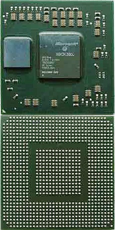 XBox 360 GPU Chip - X02056 BGA IC - with Solder Balls