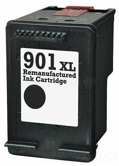 DDDeal 901XL / 901-XL Black Compatible Ink for HP -- BB ...