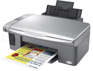 EPSON DX5000 PRINTER DRIVERS